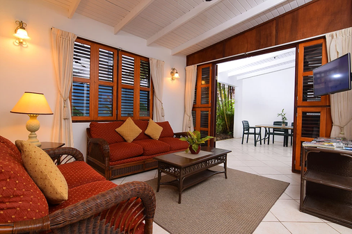 The Ginger Lily Hotel - Gros Islet - Living room