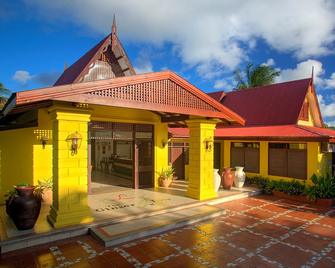 The Ginger Lily Hotel - Gros Islet - Building