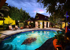 The Ginger Lily Hotel - Gros Islet - Bể bơi