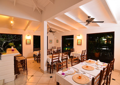 The Ginger Lily Hotel - Gros Islet - Ravintola