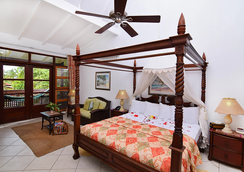 The Ginger Lily Hotel - Gros Islet - Makuuhuone