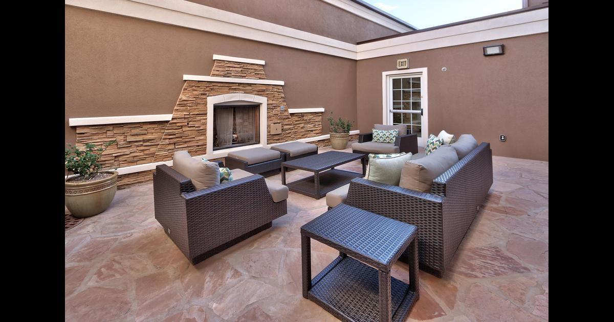 Staybridge Suites Albuquerque North, Patio Furniture Abq Nm