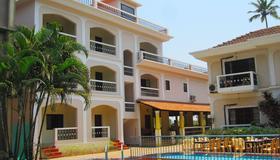 Riverside Regency Resort - Baga - Building