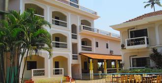 濱江麗晶酒店 - 貝加 - 巴嘎(印度) - 建築
