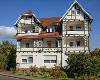 Hotelpension Erika - Bad Sooden-Allendorf - Building