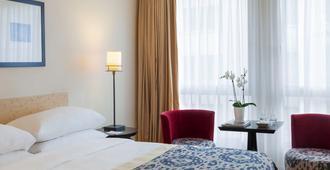 翡翠酒店 - 日內瓦 - 日內瓦 - 臥室