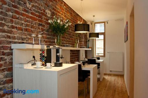@Cocoon - Ypres - Kitchen