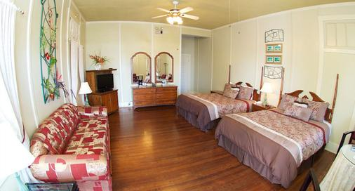 The Great House Inn - Belize City - Bedroom