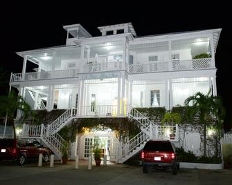 The Great House - Belize City - Byggnad