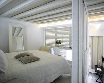 賽梅里酒店 - 米科諾斯 - 米科諾斯島/麥科諾斯島 - 臥室
