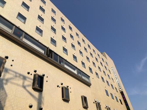 Hotel Royal Oak Gotanda - Tokio - Rakennus