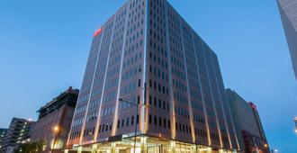 Hampton Inn & Suites Denver Downtown-Convention Center - Denver - Building