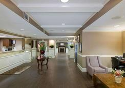 Comfort Inn West - Little Rock - Lobby