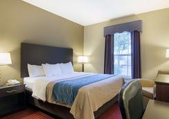 Comfort Inn West - Little Rock - Bedroom