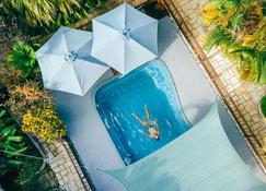 فيلدج دي سانتو ريزورت - Luganville - حوض السباحة