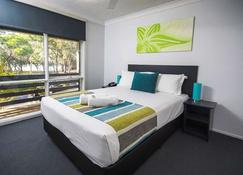 The Beach Motel Hervey Bay - Hervey Bay - Chambre