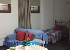 Apartamentos Hautacuperche - San Sebastián de la Gomera - Schlafzimmer