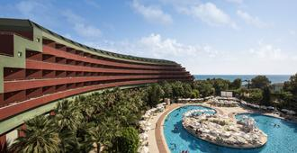 Delphin Deluxe Resort Hotel - Okurcalar - Pool