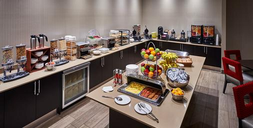 Best Western PLUS Waterfront Hotel - Windsor - Buffet
