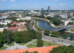 Novotel Vilnius Centre - Vilnius - Buiten zicht