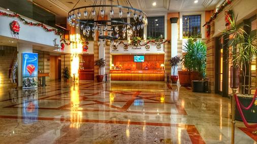 佩里西亞飯店及會議中心 - 于爾居普 - 櫃檯