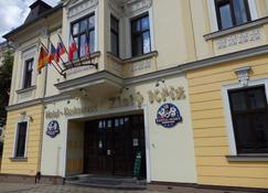 Hotel Zlaty Kriz - Teplice - Building