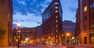 The Boxer - Boston - Outdoors view