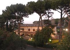 Hotel Ristorante Villa Icidia - Frascati - Exterior
