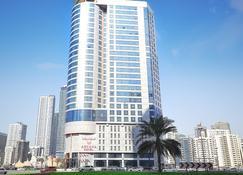 Aryana Hotel - Sharjah - Edificio