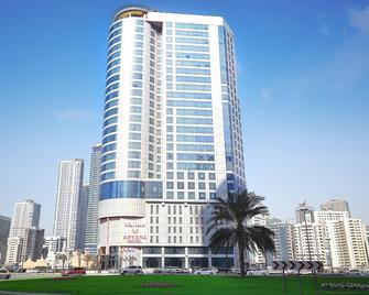 아리야나 호텔 - 샤르자 - 건물