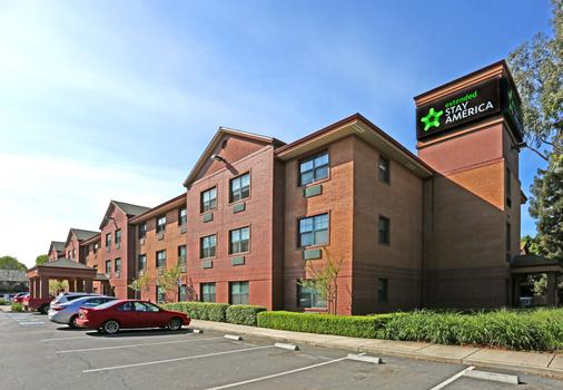 Extended Stay America - Stockton - March Lane - Stockton - Building