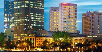 Sheraton Saigon Hotel & Towers - Ho Chi Minh City - Building