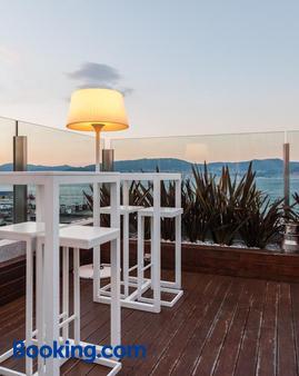 Gran Hotel Nagari Boutique & Spa - Thị trấn Vigo - Ban công