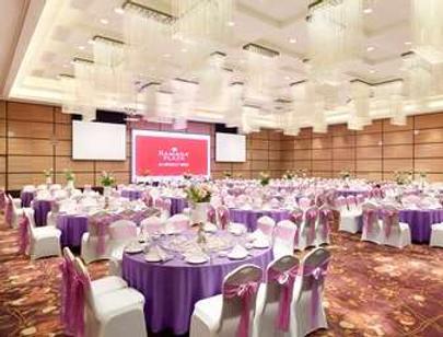 Ramada Plaza by Wyndham Lianyungang - Lianyungang - Bankettsaal