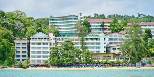 Tri Trang Beach Resort by Diva Management - Patong - Gebäude