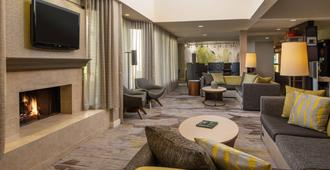 Courtyard by Marriott Jacksonville Mayo Clinic Campus/Beaches - Jacksonville - Lounge