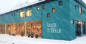 Lækur Hostel - רייקיאוויק - בניין