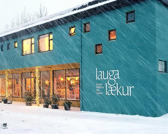 Lækur Hostel - Reykjavik - Building