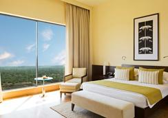 Hyatt Hyderabad Gachibowli - Hyderabad - Bedroom