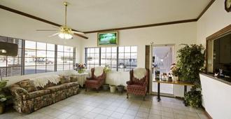 Executive Inn Muldrow - Muldrow - Sala de estar