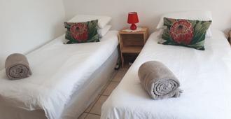 Art Deco Budget Accommodation Rosebank - Hostel - Johannesburg - Bedroom