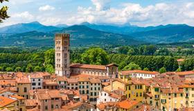 Best Western Grand Hotel Guinigi - Lucca - Näkymät ulkona