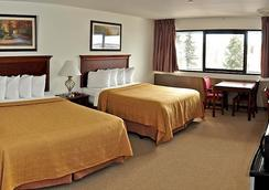 Alex Hotel and Suites - Anchorage - Makuuhuone