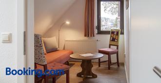 Ferienwohnung Am Waldrand - Dresde - Salon
