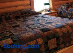 Teton Valley Cabins - Driggs - Bedroom