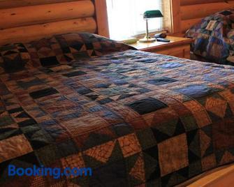 Teton Valley Cabins - Driggs - Schlafzimmer