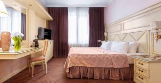 Hotel Milan - מוסקבה - חדר שינה