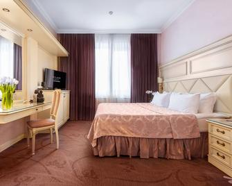 Hotel Milan - Moskva - Sovrum