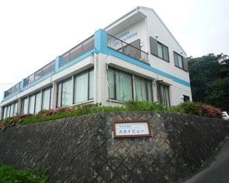 Pension Sky View - Yakushima - Rakennus