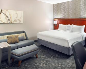 Courtyard by Marriott Raleigh Cary - Cary - Bedroom